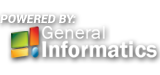 Powered by General Informatics